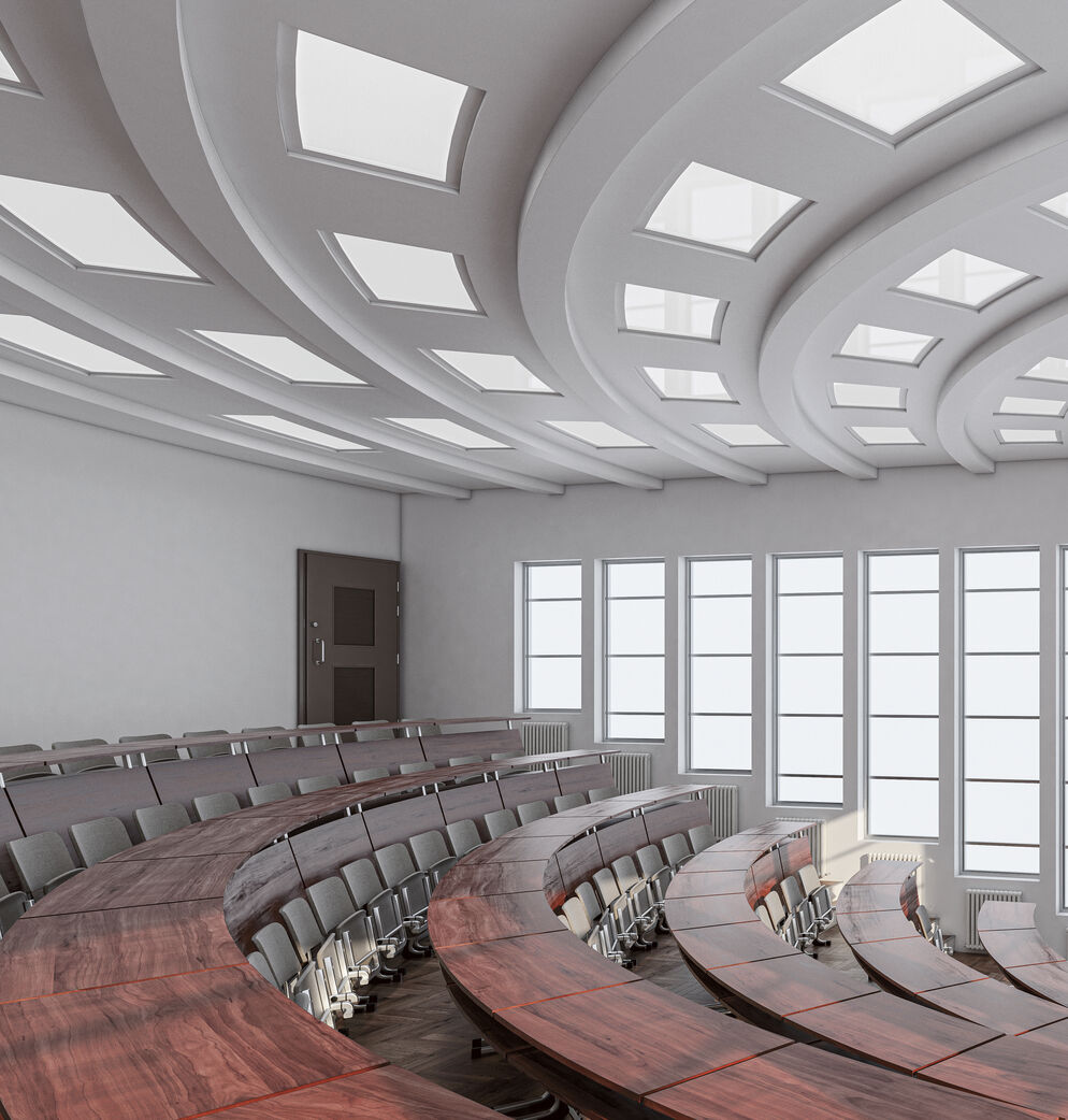 Medientechnik Auditorium